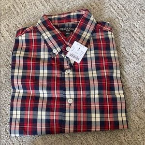 J. Crew flex collar button down shirt